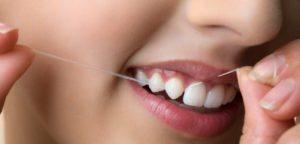 О зубной нити – использовать или нет?